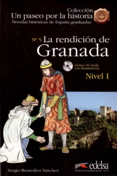 La rendición de Granada (książka+Cd-audio)