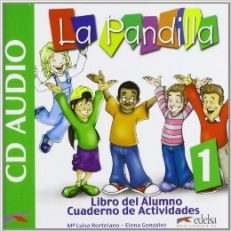 LA PANDILLA 1 CD-audio
