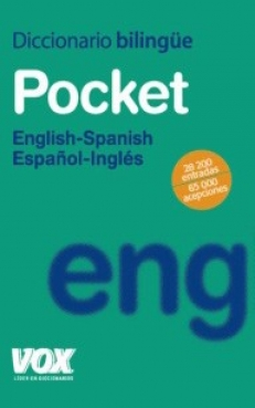 VOX Diccionario POCKET English-Spanish/Espańol-Ingles