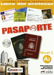 PASAPORTE 2 (A2) podr.metodyczny/guia didactica
