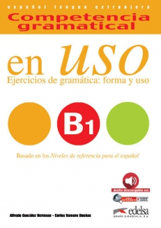Competencia gramatical EN USO B1 (książka+mp3 do pobrania / alumno+mp3 descargable)