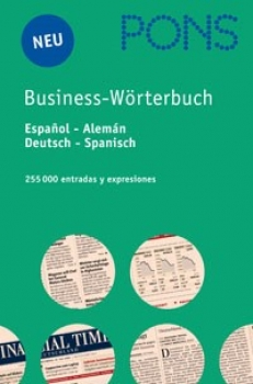 BUSINESS WORTERBUCH ESPAŃOL-ALEMAN/DEUTSCH-SPANISCH