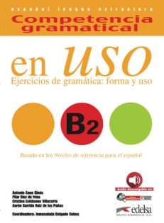 Competencia gramatical EN USO B2 (książka+mp3 do pobrania / alumno+mp3 descargable)