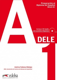 DELE A1  N/ Ed. 2010 Color (libro + CD)