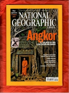 NATIONAL GEOGRAPHIC ESPANA JULIO 2009