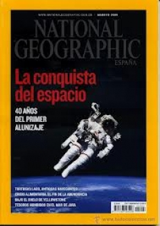 NATIONAL GEOGRAPHIC ESPANA AGOSTO 2009