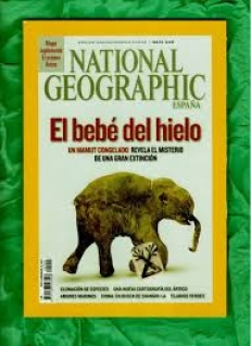 NATIONAL GEOGRAPHIC ESPANA MAYO 2009