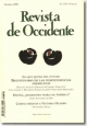 REVISTA DE OCCIDENTE OCTUBRE 2009 NR 341