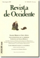 REVISTA DE OCCIDENTE JULIO-AGOSTO 2009 NR 338-339