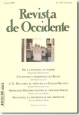 REVISTA DE OCCIDENTE JUNIO 2009 NR 337