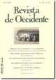 REVISTA DE OCCIDENTE MAYO 2009 NR 336