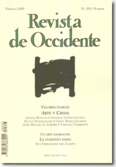 REVISTA DE OCCIDENTE FEBRERO 2009 NR 333