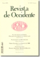 REVISTA DE OCCIDENTE ENERO 2009 NR 332