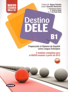 Destino DELE B1 + Libro Digital [*]
