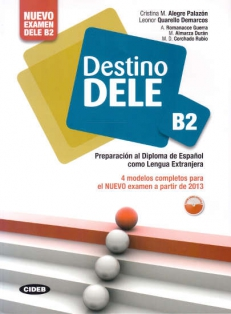 Destino DELE B2 + Libro Digital [*]