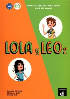 LOLA Y LEO 2, Libro del alumno + audio descargable