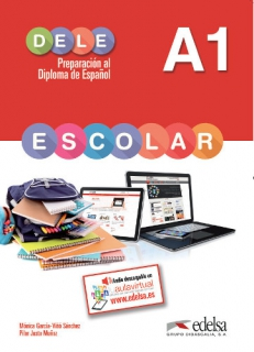 DELE ESCOLAR A1, alumno + mp3 descargable