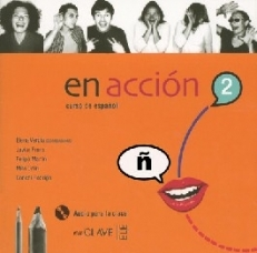 EN ACCIÓN 2  CD-AUDIO
