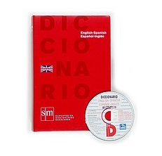 Diccionario SM English-Spanish/Espańol-Ingles (+CD-ROM